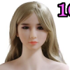 Wig 10: Long Mouse Blonde Straight
