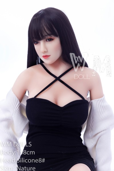 158cm with Silicone Head #8
